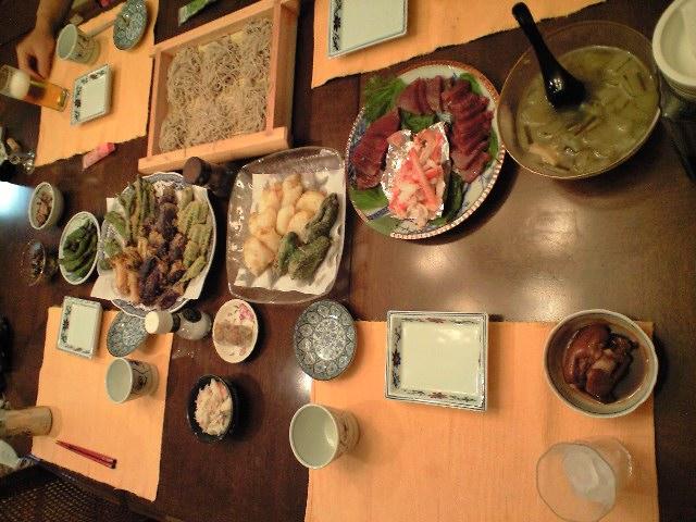 いえの夕食★_c0151965_15325819.jpg