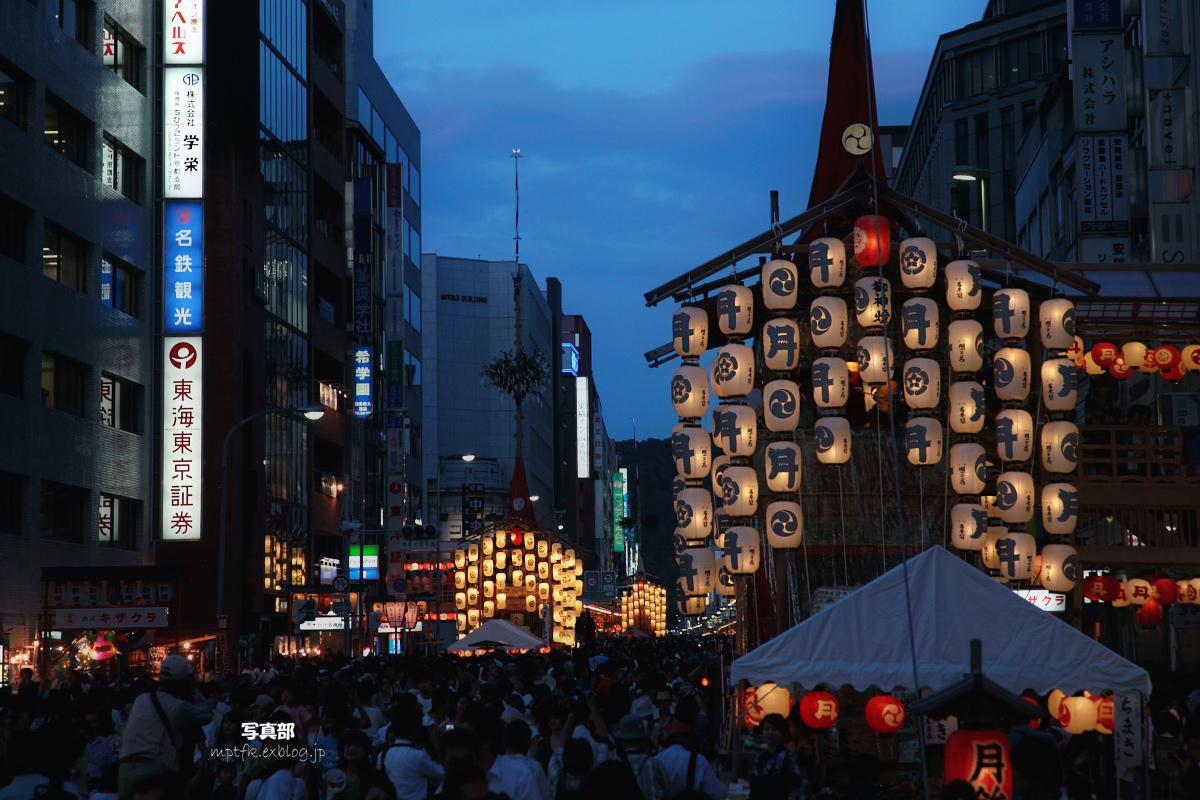 祇園祭り 宵山 3_f0021869_11104830.jpg