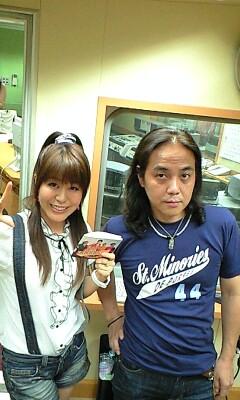 ちっひーラジオ「SMILE GO LUCKY」出演!_e0164979_1581211.jpg