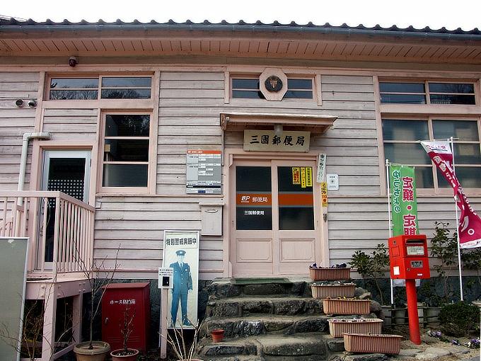 三国郵便局_f0116479_004547.jpg