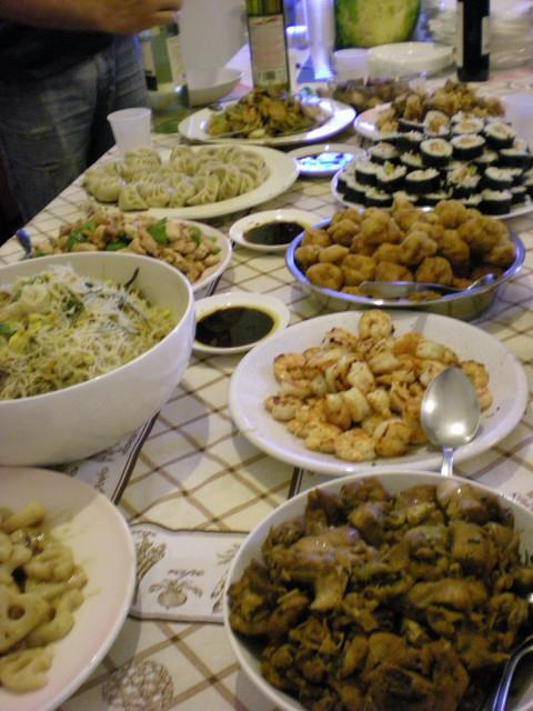 本格的家庭中華料理!!_c0179785_1612993.jpg