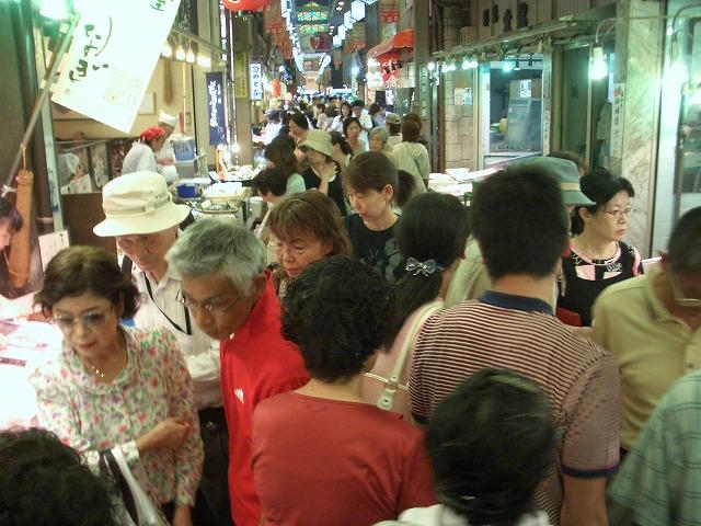 確かめたかった「京都 錦市場」_f0141310_2047674.jpg