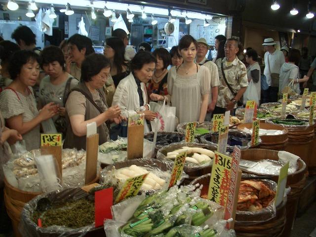 確かめたかった「京都 錦市場」_f0141310_20495287.jpg