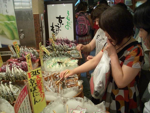 確かめたかった「京都 錦市場」_f0141310_20495885.jpg