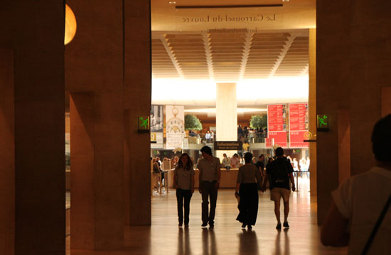 ルーブル美術館1 パリをめぐる 5_e0048413_20332077.jpg
