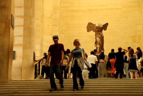 ルーブル美術館1 パリをめぐる 5_e0048413_20335224.jpg