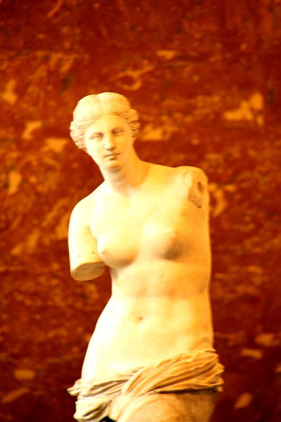 ルーブル美術館1 パリをめぐる 5_e0048413_2034185.jpg