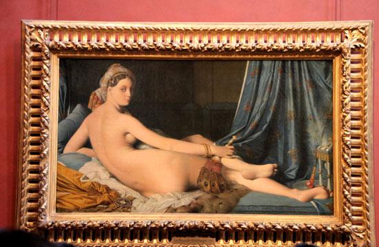 ルーブル美術館2 パリをめぐる 6_e0048413_2165618.jpg