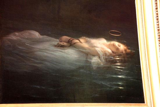 ルーブル美術館2 パリをめぐる 6_e0048413_2192727.jpg