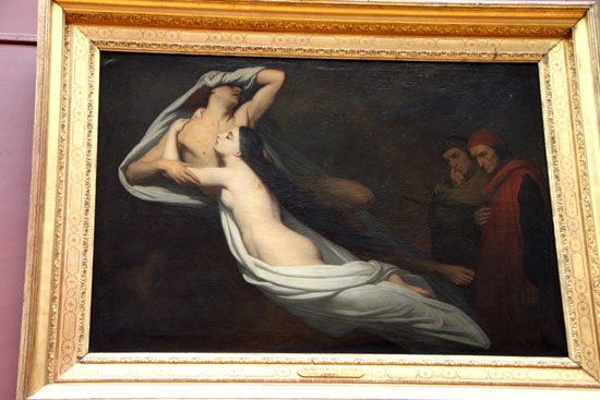 ルーブル美術館2 パリをめぐる 6_e0048413_2194858.jpg