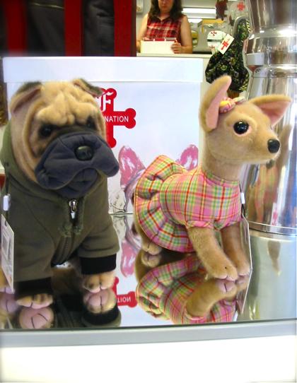 可愛い犬のカバン屋さん*FUZZY NATION_a0110515_0335978.jpg