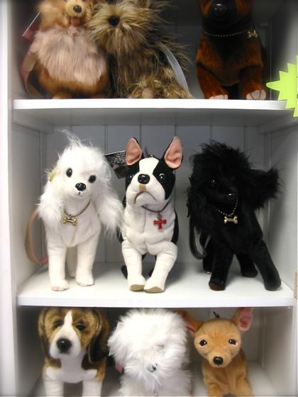 可愛い犬のカバン屋さん*FUZZY NATION_a0110515_04251100.jpg