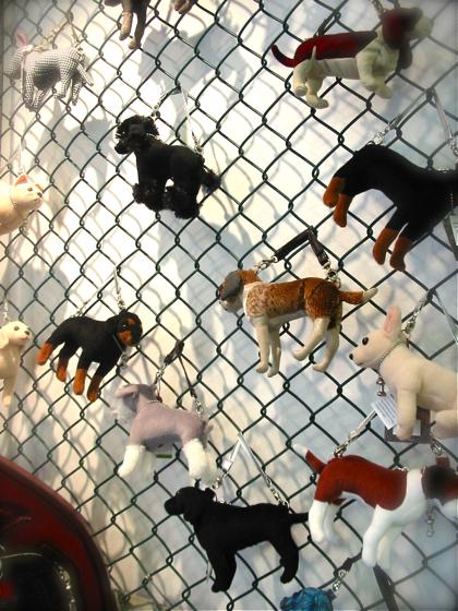 可愛い犬のカバン屋さん*FUZZY NATION_a0110515_0431065.jpg