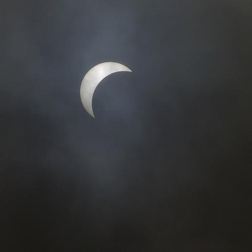 部分日食~雲間から見えたー!@千葉_f0047524_17212650.jpg