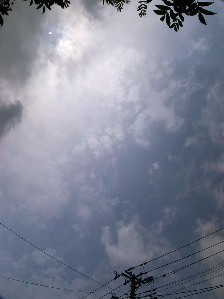 それぞれの日蝕_e0082981_23322540.jpg