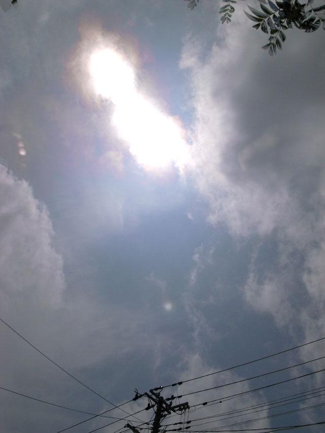 それぞれの日蝕_e0082981_23325753.jpg
