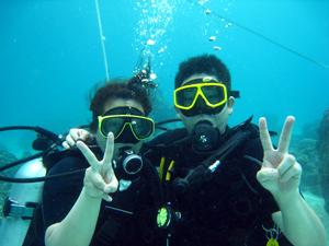 ラチャヤイ島でナイス体験ダイビング!_f0144385_2025817.jpg