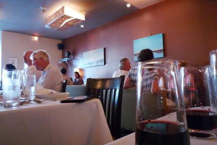 [2009 Best Small Plates]に選ばれたレストラン「CRU」_d0129786_151545100.jpg