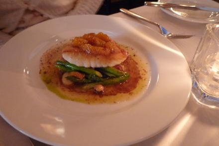 [2009 Best Small Plates]に選ばれたレストラン「CRU」_d0129786_1536949.jpg