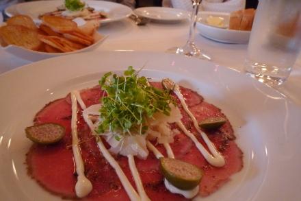 [2009 Best Small Plates]に選ばれたレストラン「CRU」_d0129786_1591733.jpg