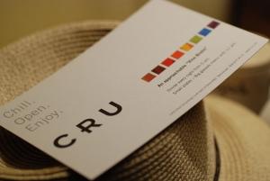 [2009 Best Small Plates]に選ばれたレストラン「CRU」_d0129786_1637119.jpg