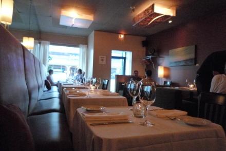 [2009 Best Small Plates]に選ばれたレストラン「CRU」_d0129786_16414285.jpg
