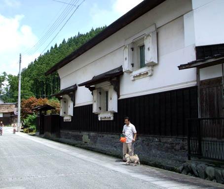 山形県金山町 プチ旅 街歩き_f0019498_15345727.jpg