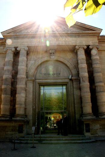 オランジュリー美術館2 パリをめぐる 11_e0048413_22372582.jpg