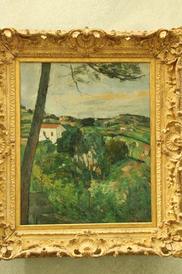オランジュリー美術館2 パリをめぐる 11_e0048413_22383392.jpg