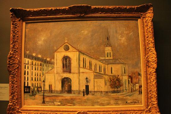 オランジュリー美術館2 パリをめぐる 11_e0048413_22391321.jpg