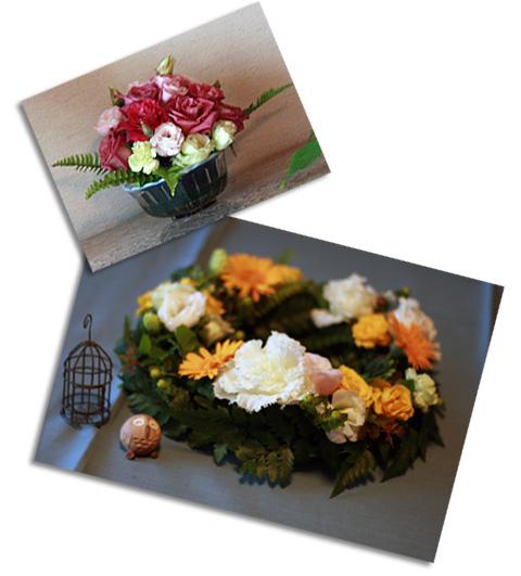 講習会の花材のその後・・・こんなのでどうでしょう_d0133320_2575068.jpg
