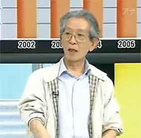 吉田喜重と広瀬隆は似ている?| そっくり?soKKuri?