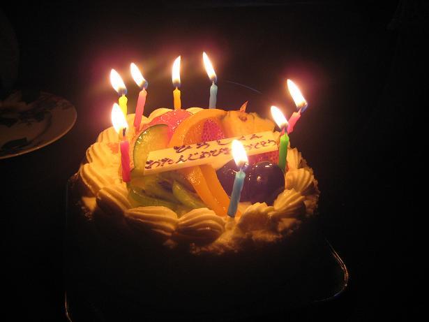 先週の土曜日に44歳になりました。_e0108337_2049243.jpg
