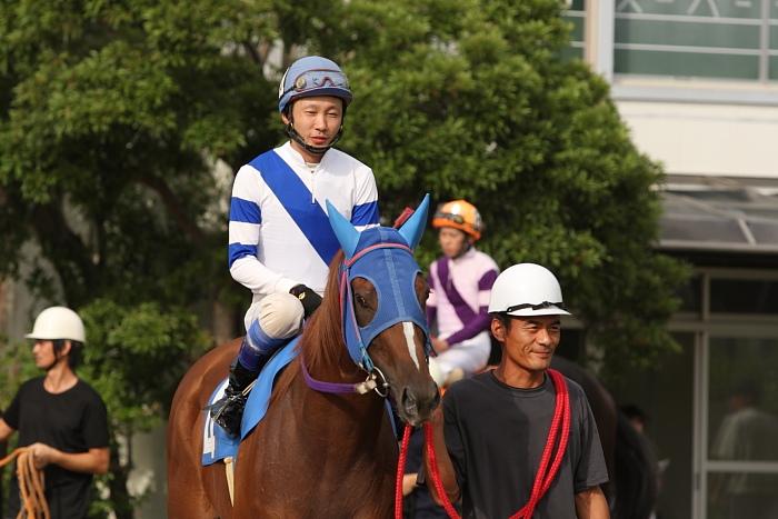 2009年7月19日(日) 高知競馬 11R 一発逆転 ファイナルレース D6 記者選抜_a0077663_18504258.jpg