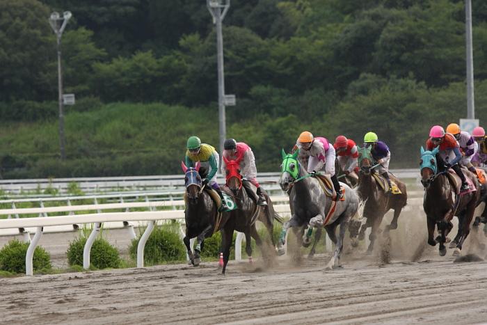 2009年7月19日(日) 高知競馬 11R 一発逆転 ファイナルレース D6 記者選抜_a0077663_18505142.jpg