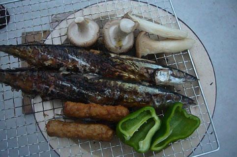 Japanese traditional BBQ._c0153966_21131821.jpg