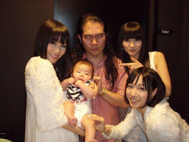 渋谷スペイン坂スタジオ公録には親子連れの方も_b0016270_22304745.jpg