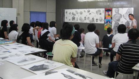前期授業最終日_a0103574_15544423.jpg