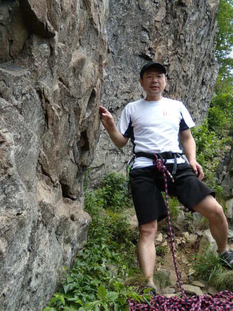 岩登りをしてきました_f0198376_7171195.jpg