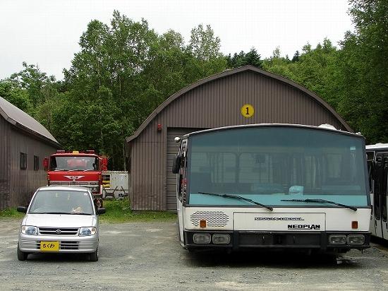 トマム 巨大バス発見!_f0195891_21273863.jpg