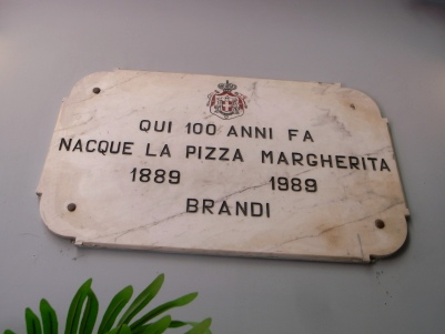 ピッツァ・マルゲリータ誕生120周年!_a0077294_20134316.jpg