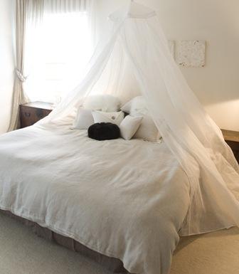 インテリアレッスン3:国産本麻天吊蚊帳でマイナス2℃_f0083294_2311567.jpg