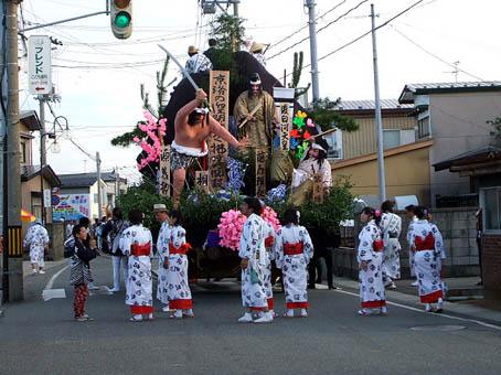 土崎港曳山(ひきやま)祭り_f0019498_20291299.jpg