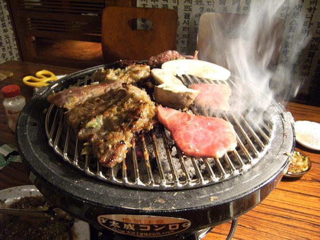 韓国居酒屋ワールドカップオープン_b0163004_1159352.jpg
