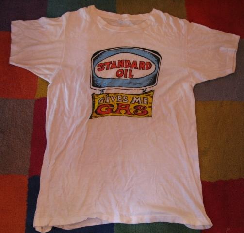 7月25日(土)入荷!70'S STANDARD OIL 染み込みTシャツ!_c0144020_1438076.jpg