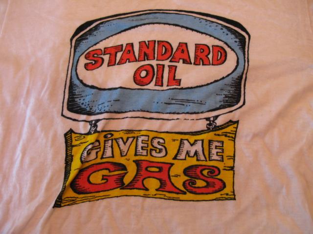 7月25日(土)入荷!70'S STANDARD OIL 染み込みTシャツ!_c0144020_14381412.jpg