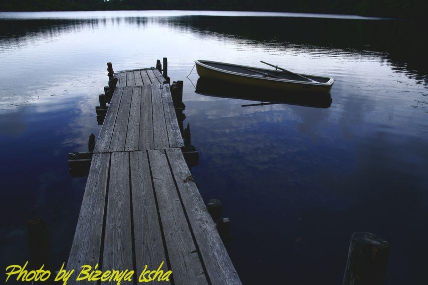 『湖畔』_d0086248_612787.jpg