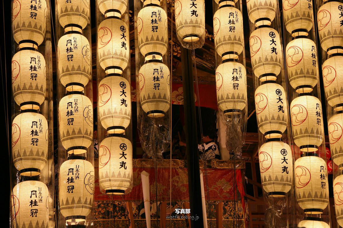 祇園祭り 宵山 最終章_f0021869_22563460.jpg