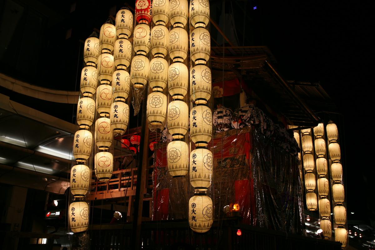 祇園祭り 宵山 最終章_f0021869_22575441.jpg
