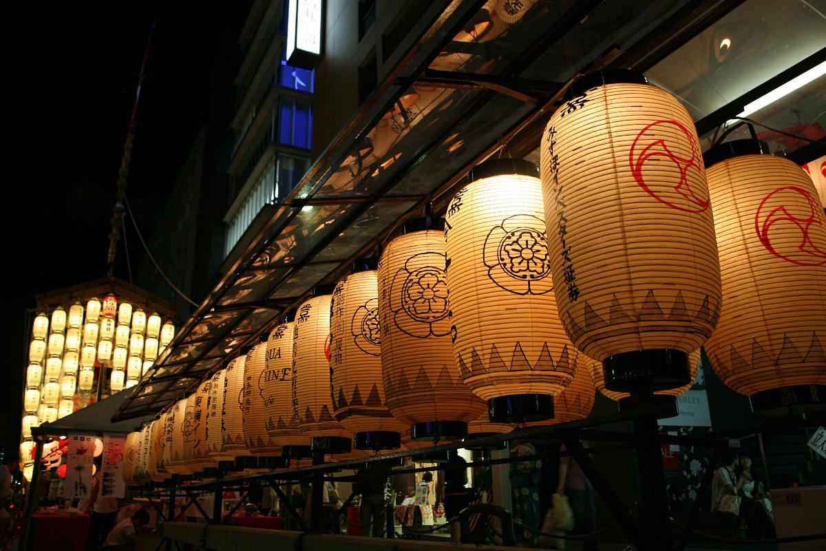 祇園祭り 宵山 最終章_f0021869_2305434.jpg